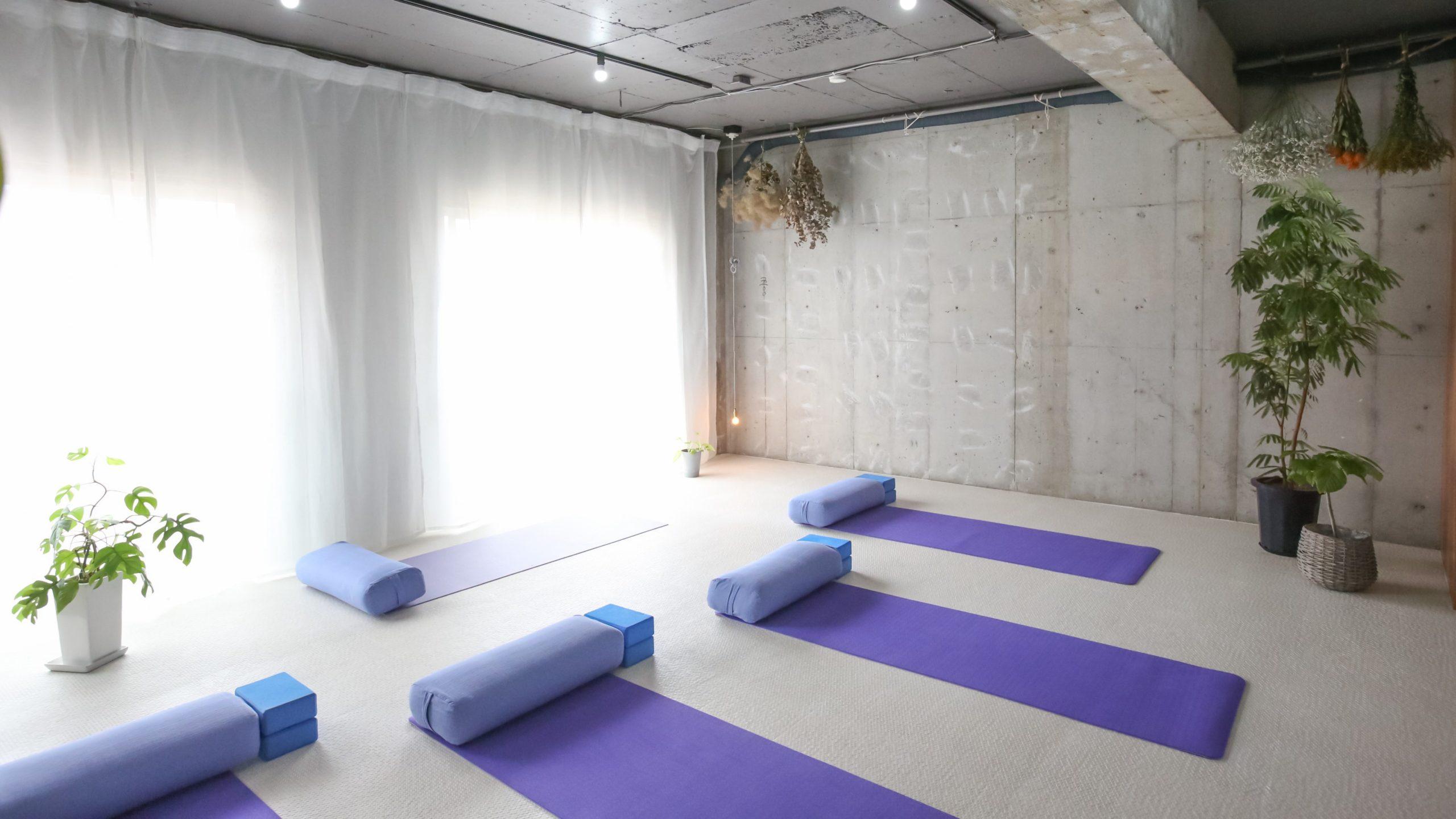 Hanae yoga studioの画像